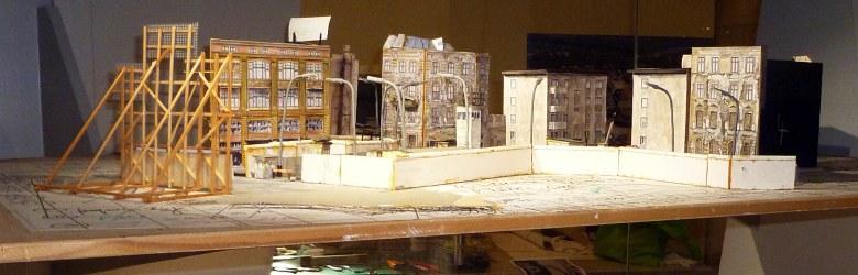Modell im Filmmuseum Potsdam